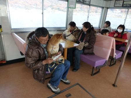 諏訪湖観光汽船29