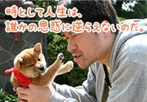 マメシバ一郎フーテンの芝二郎名言1