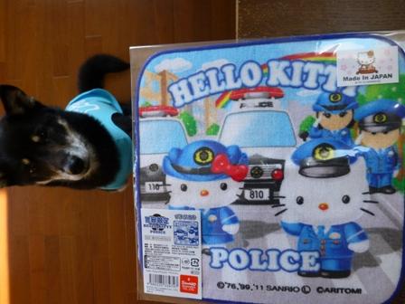 警察キティ9