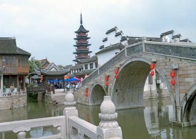 千灯の石橋