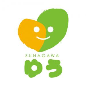 「地域交流センーゆう」のロゴ