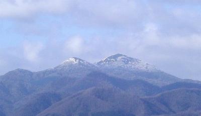 ピンネシリ山頂