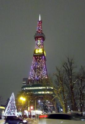 札幌テレビ塔②