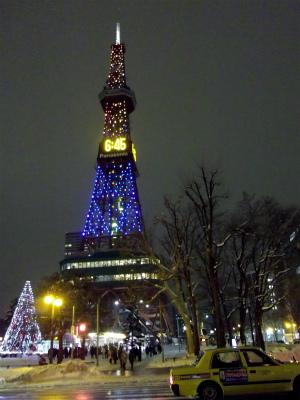 札幌テレビ塔①
