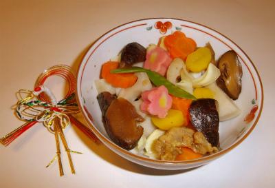 KAZUKOさんの旨煮、極旨!