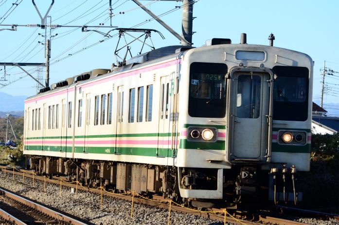 11/25 第二江田で上越線朝練