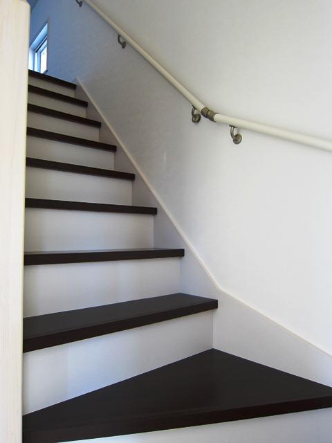 階段(ロフトへ)