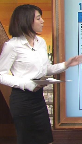 大島由香里 タイトな衣装がエロいキャプ画像(エロ・アイコラ画像)