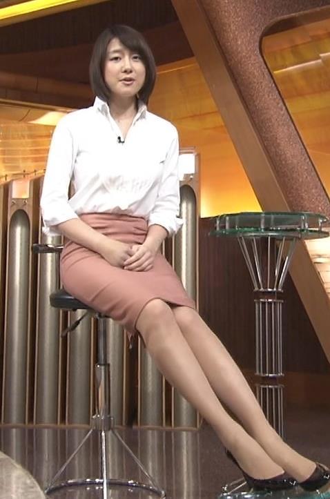 大島由香里 ミニスカートキャプ・エロ画像4