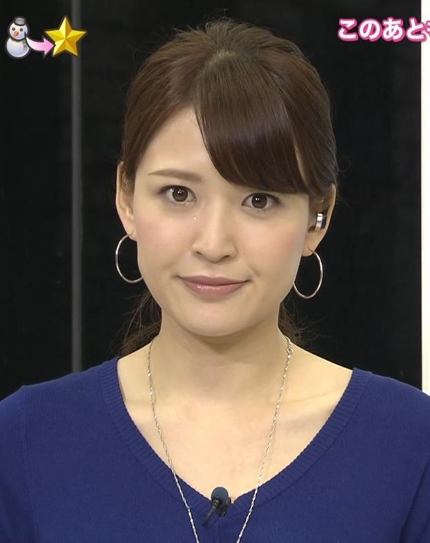 小熊美香 美人アナキャプ画像(エロ・アイコラ画像)