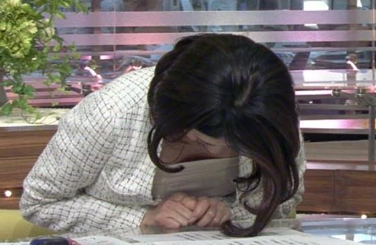 岡村仁美 谷間チラキャプ画像(エロ・アイコラ画像)