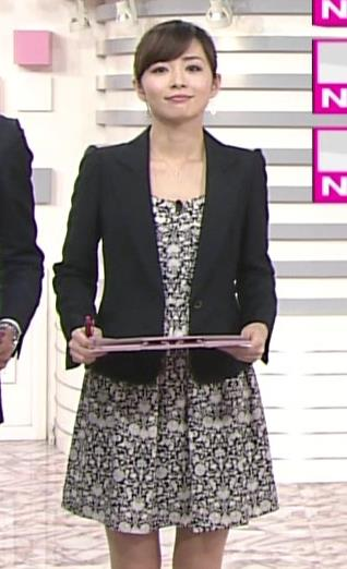 伊藤綾子 ミニスカワンピースキャプ画像(エロ・アイコラ画像)