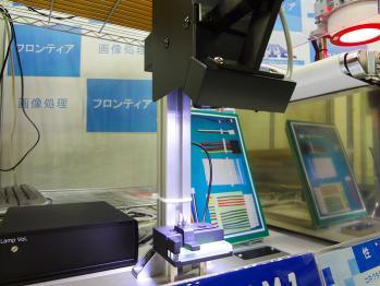 ハーネス検査装置 T-CAM1
