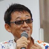 """岩澤""""ガンさん""""博"""
