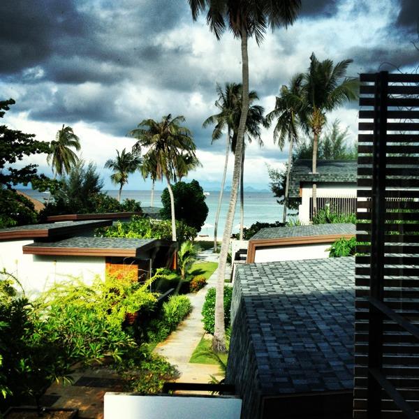 タイ  リペ島  到着